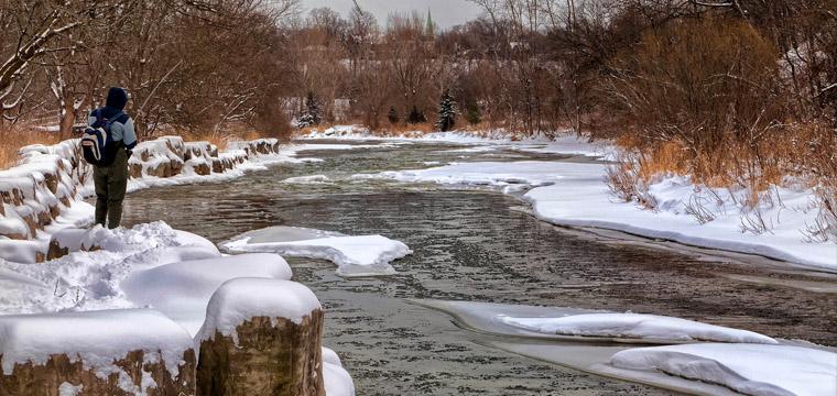 Winter Steelhead Fishing