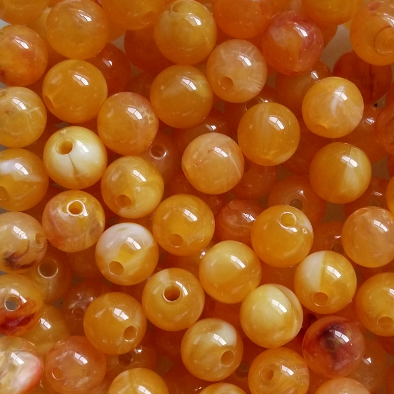 Steelhead Beads Caramel 10mm