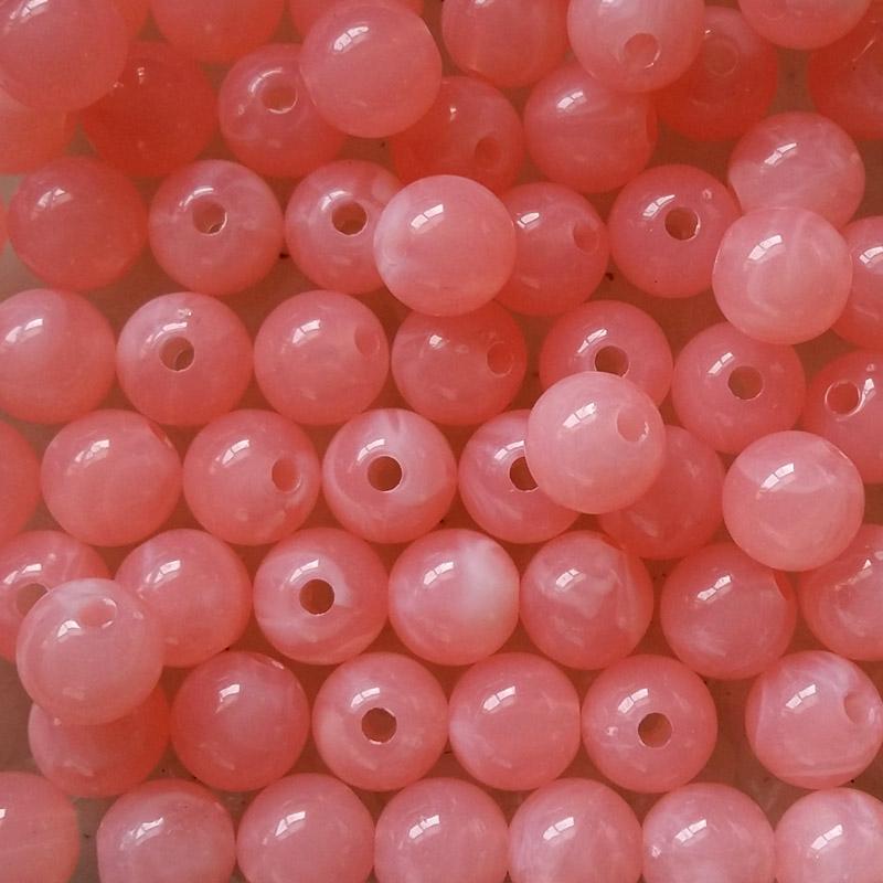 Steelhead Beads Cotton Candy 10mm